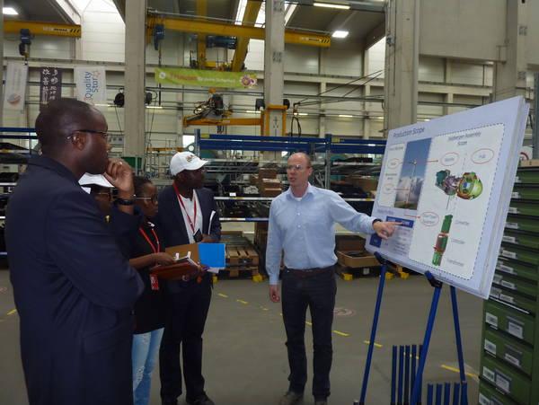 Kenyan embassy berlin news for Consul best practices
