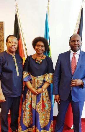 Kenyan Embassy Berlin: News